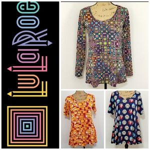 A look book of just some LuLaRoe available HERE!!
